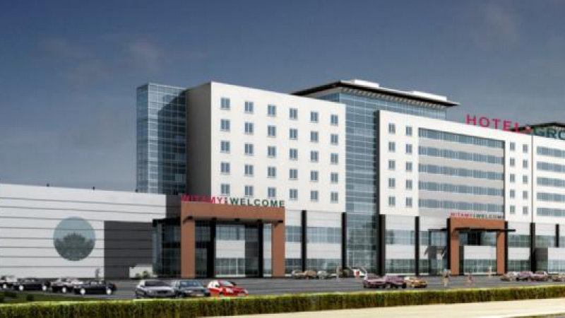 Hotel Gromada Kraków