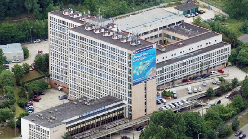 Centrum Konferencyjne Morskiego Instytutu Rybackiego Kołłątaja 1