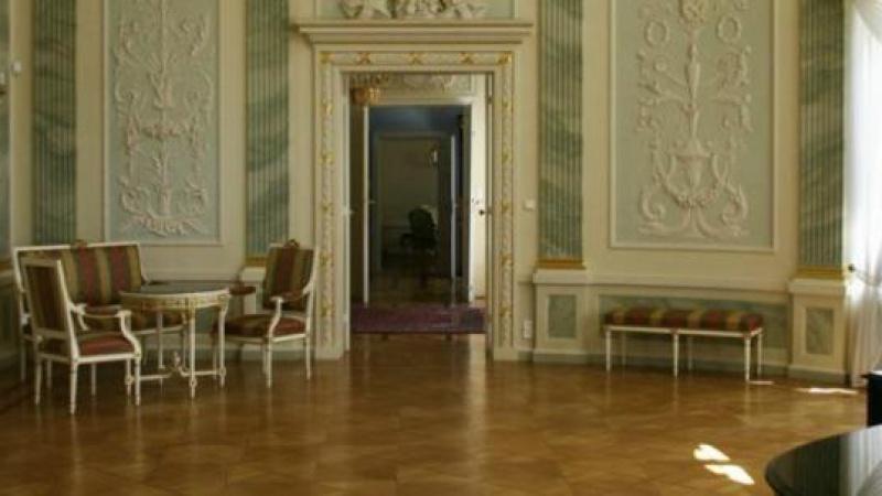 Pałac w Górznie