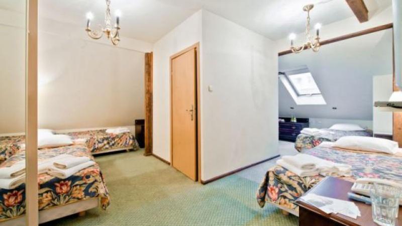 Aparthotel Miodosytnia