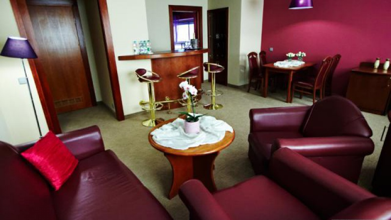 Hotel Nafta Krosno