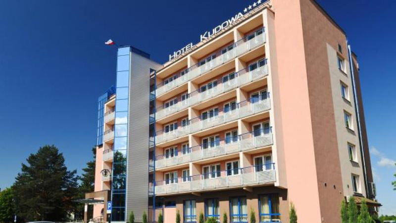 Hotel Kudowa Manufaktura Relaksu