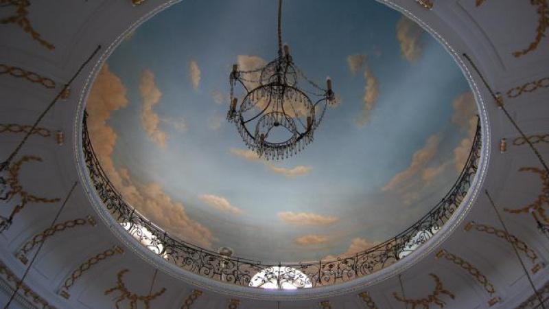 Pałac w Jabłonnie Dom Zjazdów i Konferencji PAN