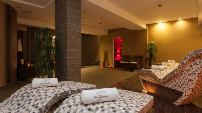 Hotel Lambert**** MEDICAL SPA