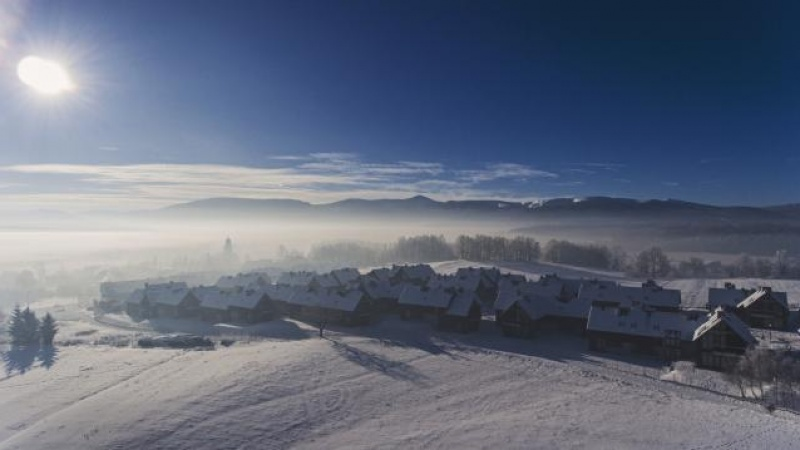 Osada Śnieżka koło Karpacza