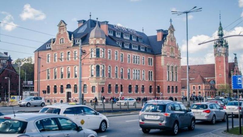 Central Hotel Gdańsk