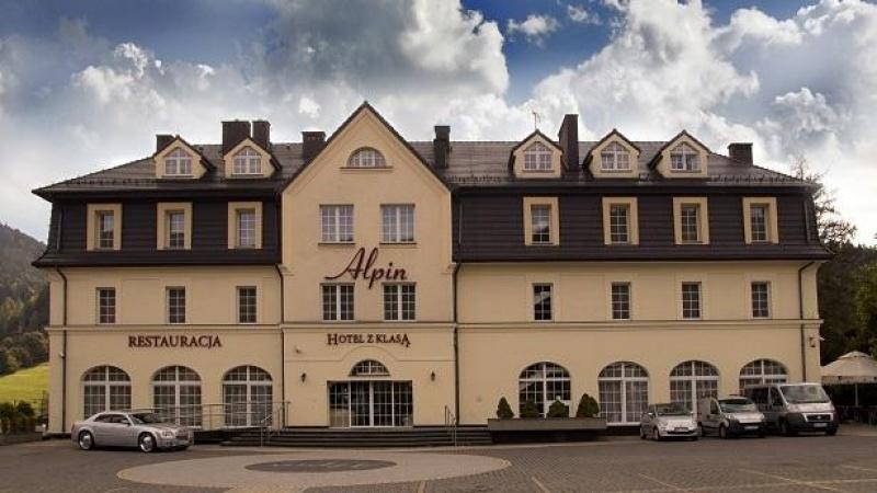 Alpin - Hotel z klasą