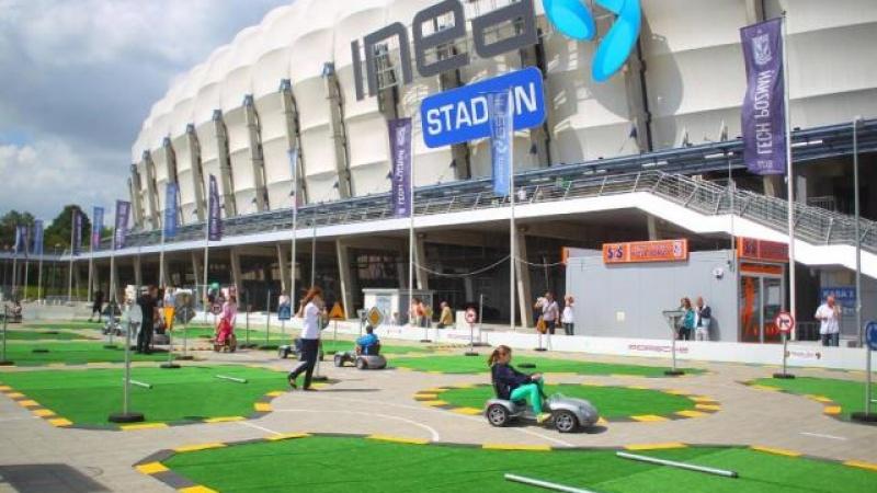Stadion POZNAŃ