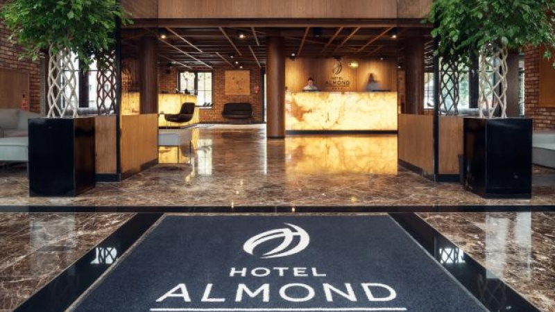 Hotel Almond Business & SPA ****