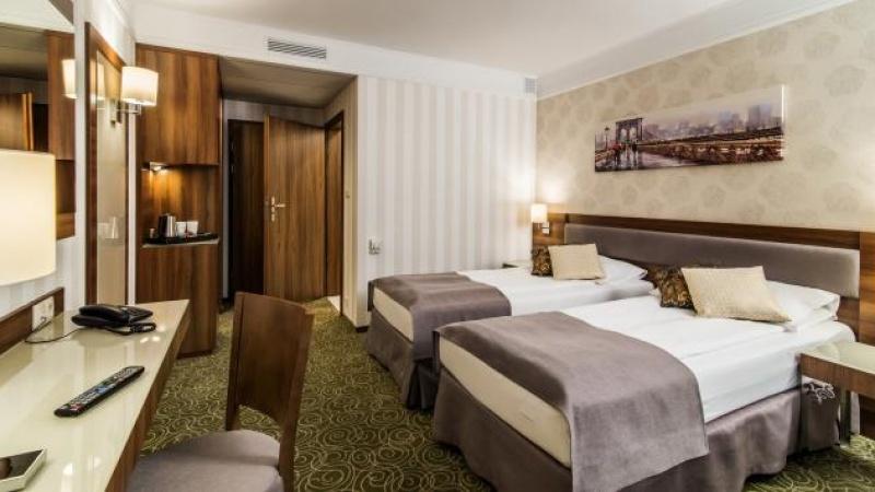 Hotel Lord w Warszawie