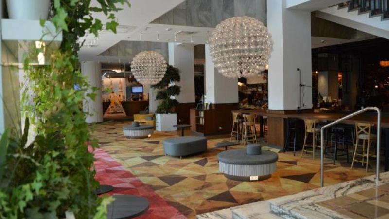 Hotel Novotel Poznań Centrum