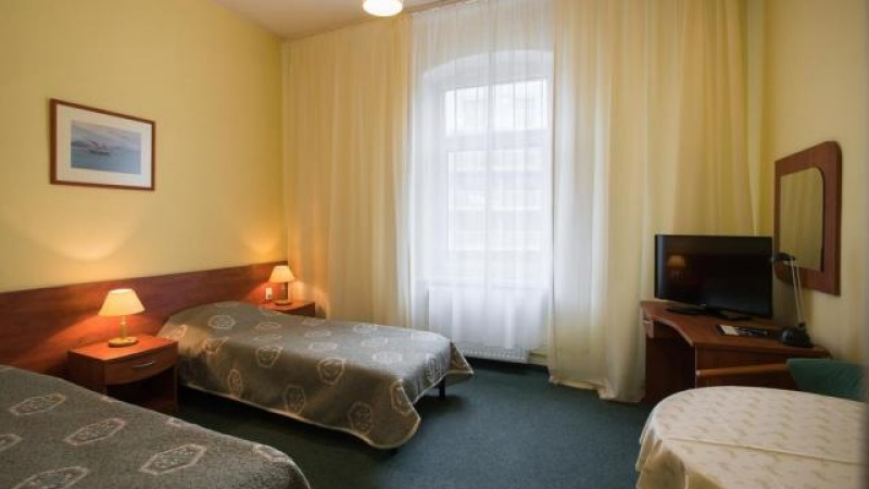 Hotel Kapitan Szczecin