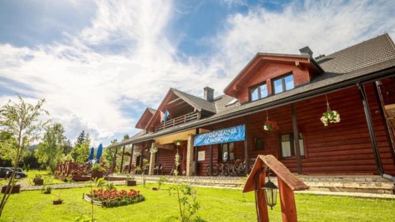 Solny Hotel w Bieszczadach
