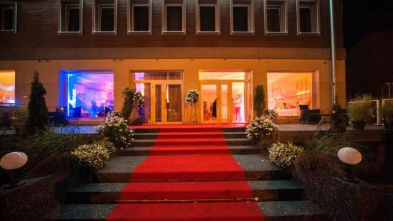 HOTEL GLAMOUR w Przeźmierowie k. Poznania