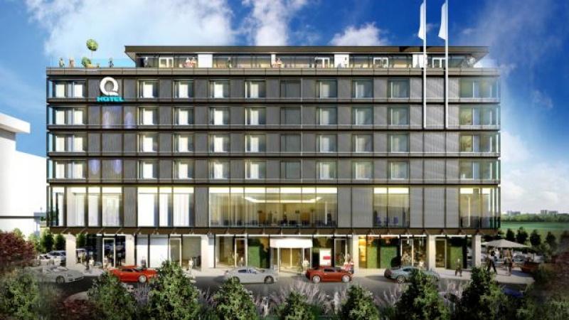Q Hotel Plus Wrocław Bielany