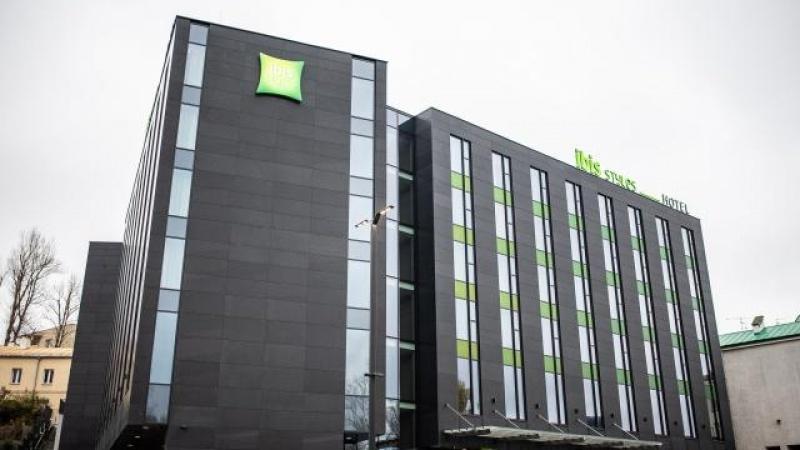 Hotel Ibis Styles Lublin Stare Miasto