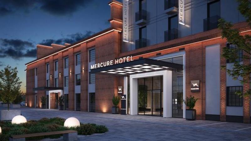 Mercure Kraków Fabryczna City & Conference Centre
