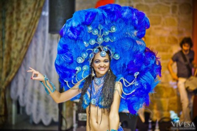 Samba show Danca Brasil