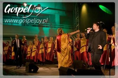 Oprawa muzyczna eventów w stylu Gospel