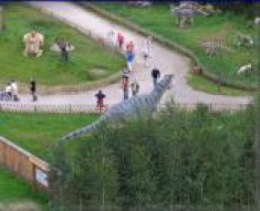 Bałtowski Park Jurajski