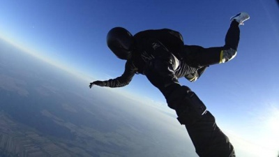 Pete Skydive