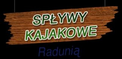 Spływy Kajakowe Radunią
