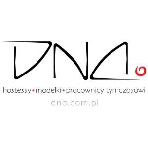 Portal pracy dla hostess, modelek, pracowników tymczasowych DNA