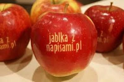 Jabłka z Napisami