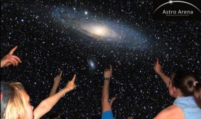 Astro Arena - Przenośne planetarium