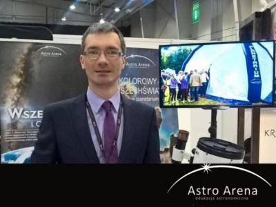 "Astro Arena - Kosmiczne ""pogadanki"""