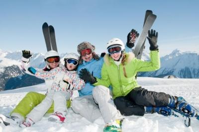 Lekcja narciarska