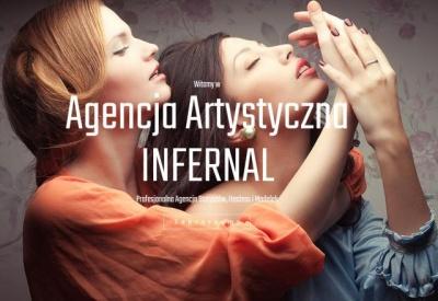 Agencja Artystyczna INFERNAL - Agencja Statystów, Hostess i Modelek