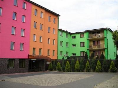 Centrum hotelowo-konferencyjne Wald  Economy