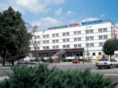 Hotel Wodnik Giżycko
