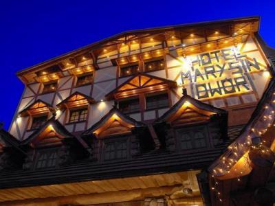 Hotel & Restauracja Marysin Dwór w Katowicach