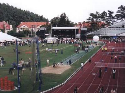 Stadion Leśny Sopot