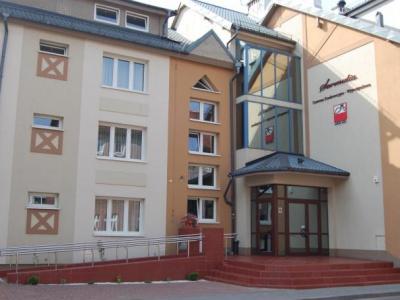 HOTEL DOM POLONII W OSTRÓDZIE