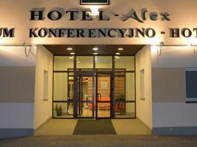 Hotel Alex - Centrum Konfrencyjno - Hotelowe