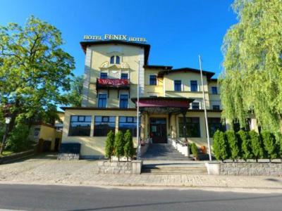 Hotel Fenix Strauss