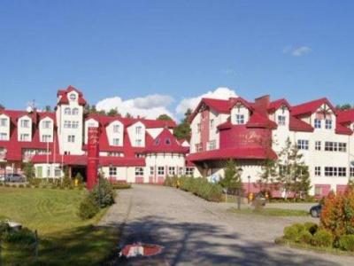 Hotel Amber Bay Aquapark Augustów