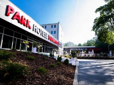 Kompleks hotelowy Park Hotel Diament Zabrze