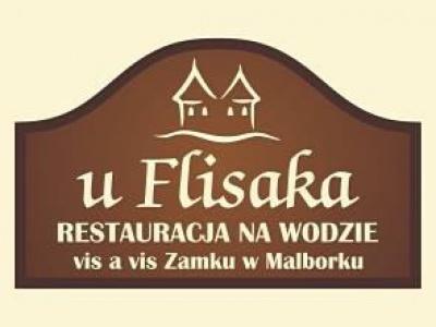 """Restauracja na wodzie """" U flisaka """""""