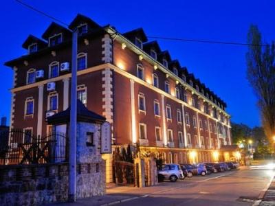 Kompleks Hotelowy Diament Arsenal Palace/Bella Notte