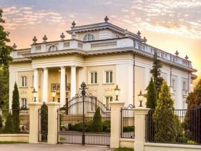 Pałacyk Otrębusy Business & SPA (k. Warszawy)