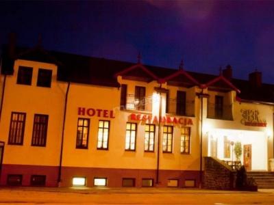 Hotel Restauracja Merkury