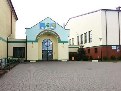 Hala Sportowo-Widowiskowa MOSiR