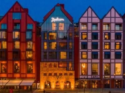 Radisson Hotel & Suites, Gdansk