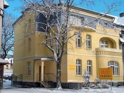 Pensjonat Żółty Domek