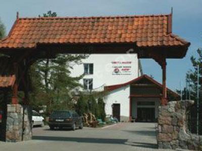 Hotel Gryfia Mazur
