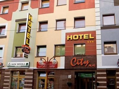 Hotel City M. W. Grudziądz